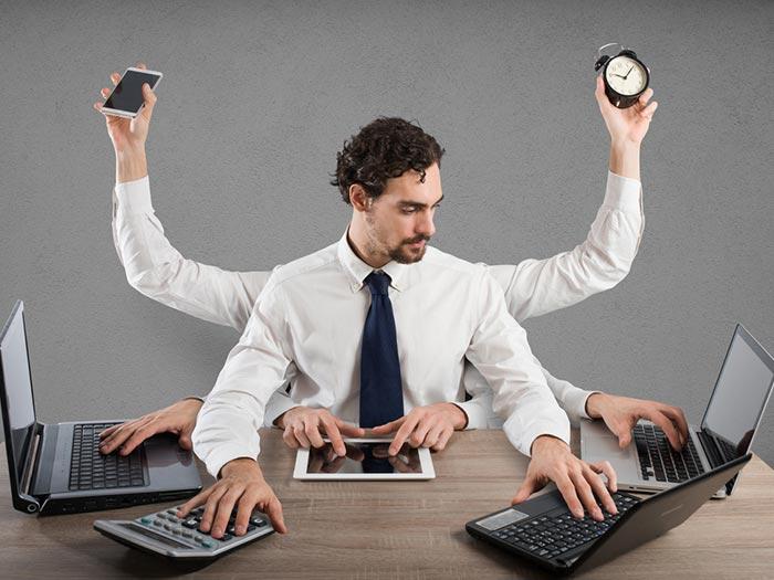 Treinamento em administração do tempo